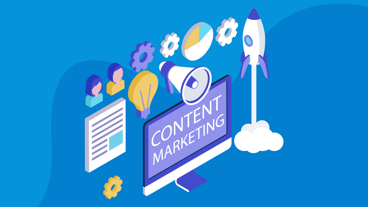 The strength of Content Marketing