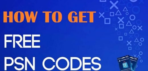 PSN Codes; Make Your Play Station Experience Better